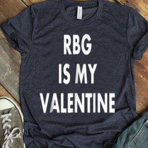 RBG Ruth Bader Ginsburg Valentines Dayshirt