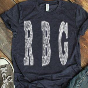 RBG Ruth Ginsburg Supreme Court Feminist Political shirt