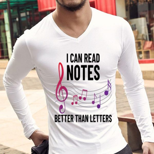 Read Music Lover Inspired Design Music Loveral Note Lovers shirt