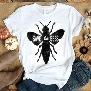 Retro Save The Bees shirt