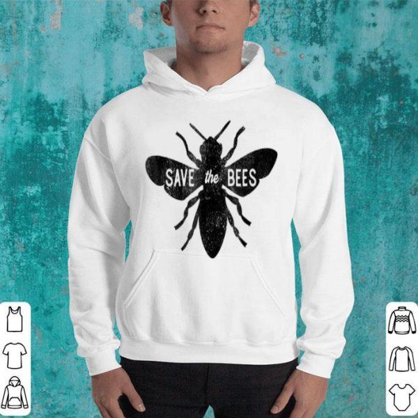 Retro Save The Bees shirt