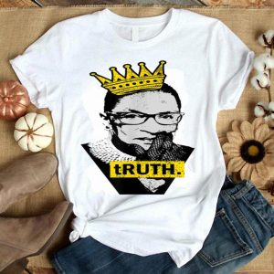 Ruth Bader Ginsburg Feminist Support Political shirt