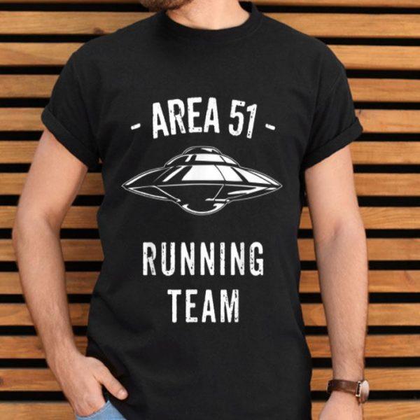 Storm Area 51 Running Team shirt