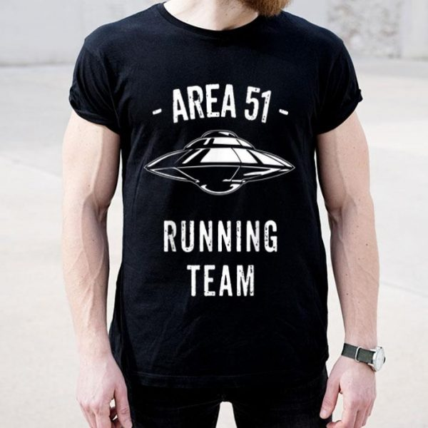 Storm Area 51 Running Team shirt