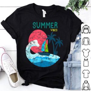 Summer Vibes Vintage Vacation shirt