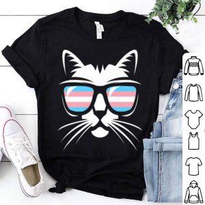 Transgender Pride Catt Support Trans Community shirt
