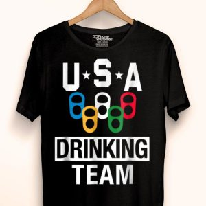 Usa Drinking Team Beer Party shirt