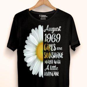 August Girls 1969 50th Birthdays shirt