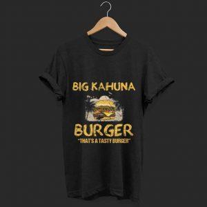 Awesome Big Kahuna Burger That's A Tasty Burger Hawaii shirt