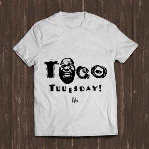 Awesome Lebron James Taco Tuesday Lyfe shirt