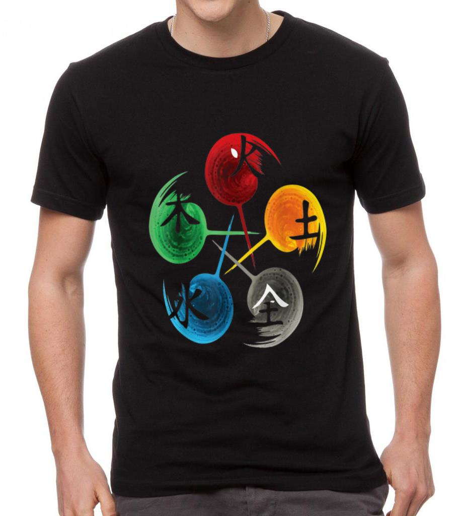Awesome The Five Elements Of Qigong Tai Chi shirt