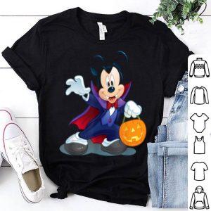Beautiful Disney Halloween Mickey Mouse Vampire shirt