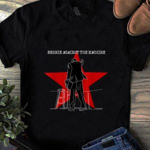 Hot Bernie Sanders Against the machine shirt