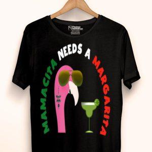 Mamacita Needs A Margarita's Flamingos De Mayo Outfit shirt