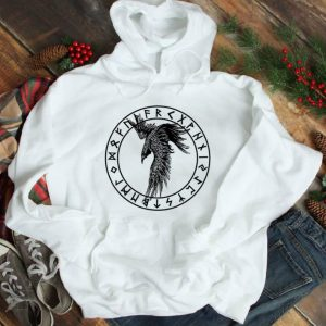 Nice Odin's Mythical Ravens Huginn and Muninn shirt