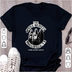 Nice The Devil's Rejects Ruggsville Tx shirt