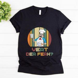Nice Vert Der Frek Chef Vintage shirt