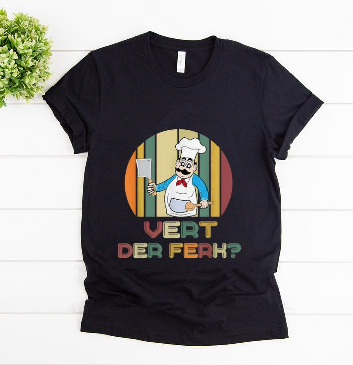 Nice Vert Der Frek Chef Vintage shirt 1 - Nice Vert Der Frek Chef Vintage shirt