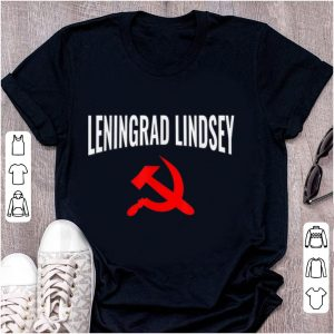 Official Communist Party of Great Britain Leningrad Lindsey shirt