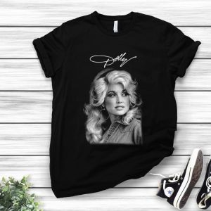 Official Dolly Parton Classic Signature shirt