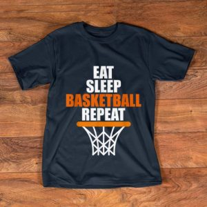 Official Eat Sleep Basketball Repeat shirt