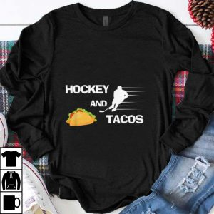 Official Hockey And tacos Sport shirt