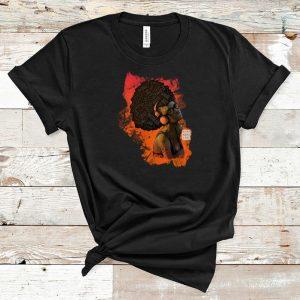 Original Afro Nerd Girl II shirt