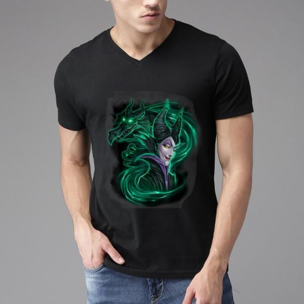 Original Disney Sleeping Beauty Maleficent Dark Magic shirt