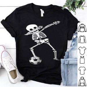 Original Halloween Dabbing Skeleton Soccer Dabbing Skeleton shirt