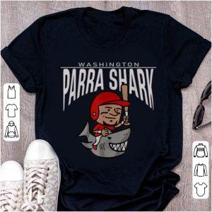 Original Washington Gerardo Parra Shark shirt
