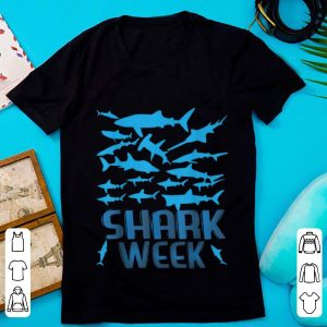 Premium Have A Good Week With This Shark shirt