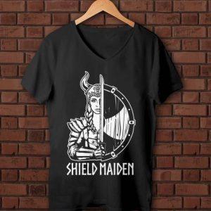 Premium Shield Maiden Viking Girl shirt