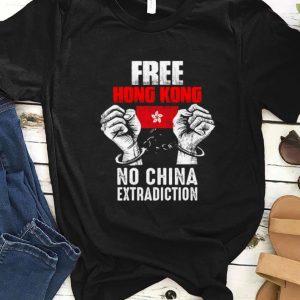 Pretty Free Hong Kong No China Extradiction shirt