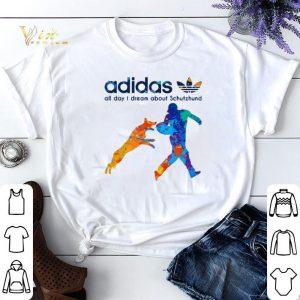 Schutzhund adidas all day dream about Schutzhund shirt