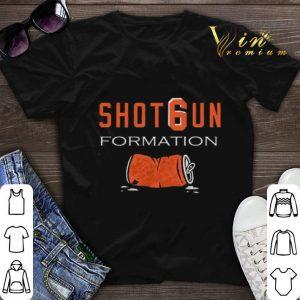 Shot6un formation shirt sweater