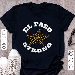 Top El Paso Strong Star shirt