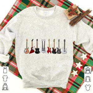 Top Guitar Electric Musical Instrument Rock N Roll shirt