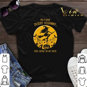 Witch On a dark desert highway cool wind in my hair shirt sweater