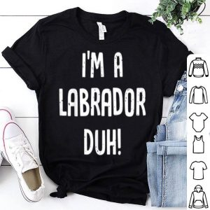 Awesome Labrador Halloween Costume Outfit Funny Gift Boy Girl shirt