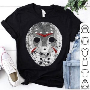 Friday 13th Jason Mask Halloween shirt