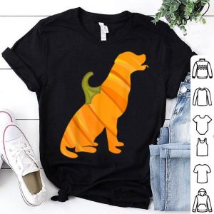 Halloween Labrador Pumpkin Women Dog Owners shirt