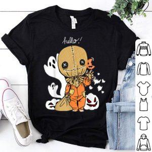 Hot Trick r Treat Funny Cute Sam Halloween 2019 Costume shirt
