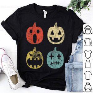 Hot Vintage Pumpkin Halloween Funny Gifts shirt