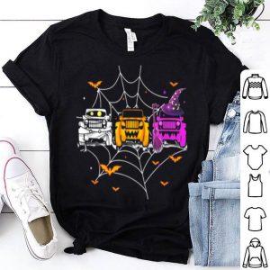 Nice Jeeps Halloween - Witch Halloween shirt