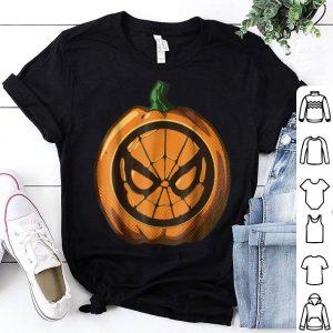 Nice Marvel Spider-Man Halloween Pumpkin Graphic shirt
