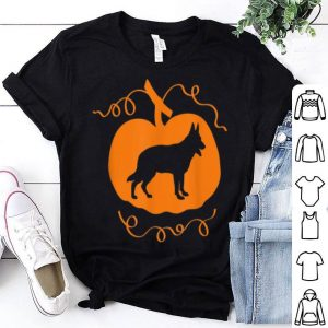 Premium Happy Halloween German Shepherd Dog Pumpkin Gift shirt