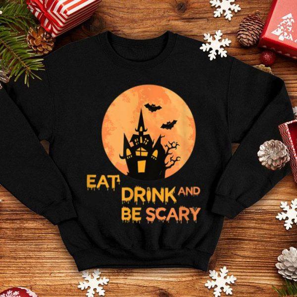 Premium halloween food halloween bar shirt