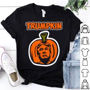 Trumpkin - Make Halloween Great Again - Pumpkin Trump shirt