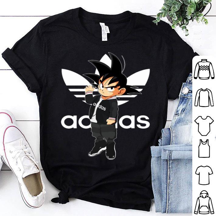 Adidas Saiyan Youth Son Goku Dragon
