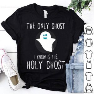 Beautiful Religious Halloween Holy Ghost shirt